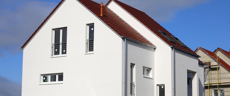 MSB Malerbetrieb - Einfamilienhaus