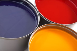 MSB Malerbetrieb - Farbtoepfe