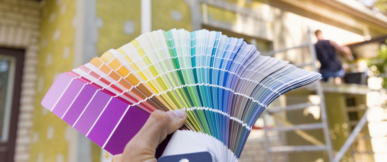 MSB Malerbetrieb - Farbfächer